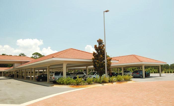 Magnolia Bay Club Parking Complex