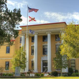 Bay County Courthouse