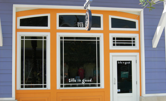 Life is Good Storefront